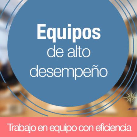 LOS CIMIENTOS DE EQUIPOS DE ALTO DESEMPEÑO
